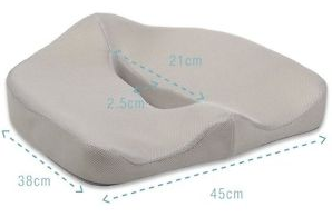 LiBa Memory Foam Seat Cushion