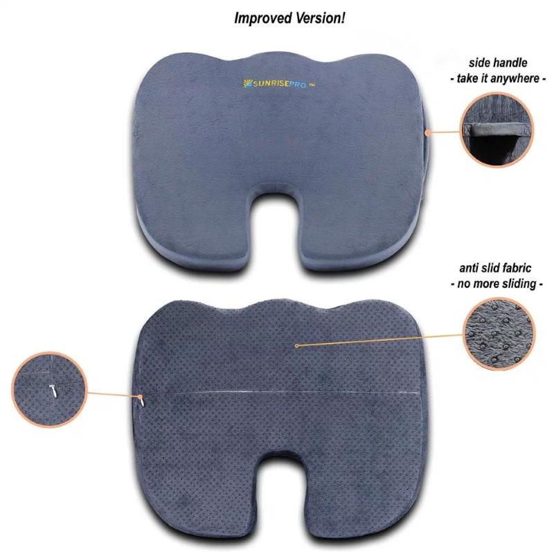 SunrisePro™ Coccyx Seat Cushion