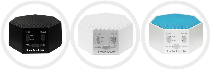 LectroFan Original Fan Sound and White Noise Machine