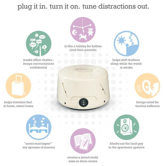 Reasons to Have a White Noise Device