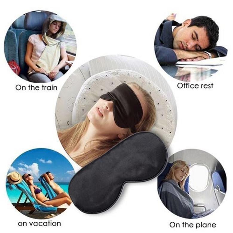 Sleep Mask Usage