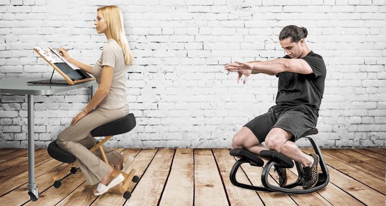 premium selection cbd17 c3086 Top 5 Best Kneeling Posture Chair Reviews   Buyer's Guide 2019