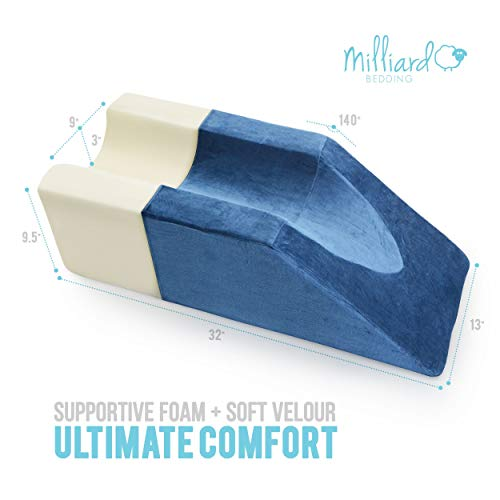 Milliard Leg Elevator Cushion Diagram
