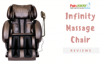 infinity massage chair USB Sound System: Simply load a flash drive with your favorite music, guided meditations