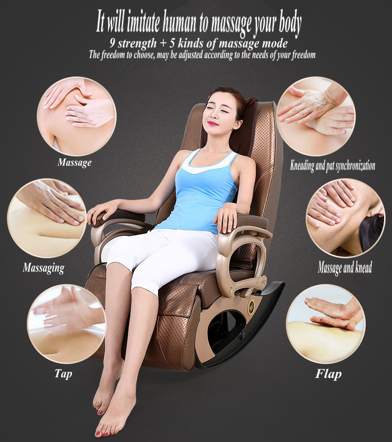 Health Benefits of Massage Chairs