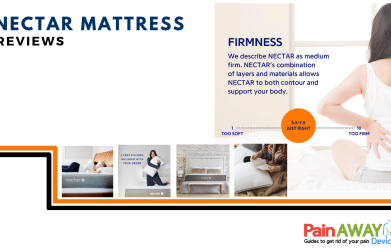 nectar mattress queen mattress + 2 free pillows - gel memory foam - certipur- us certified - 180 night home trial - forever warranty