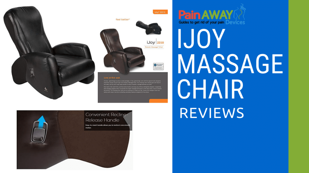 ijoy massage chair Recline. Relax. Pull the recline hanlde of the iJoy-2310 massage chair to ease the chair to a near-180 degree angle. Choose your angle and enjoy!