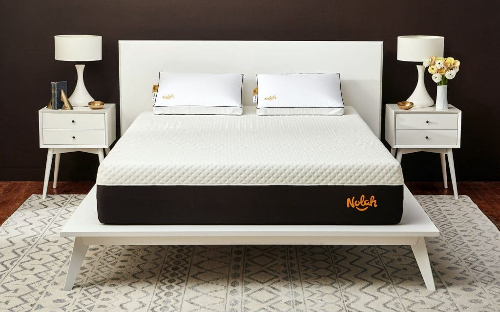 5 Best Mattress for Side Sleepers - nolah matress image sample