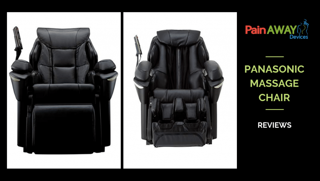 panasonic massage chair Multi-directional thermal massage rollers create soothing warmth to help loosen tense muscles in the neck, shoulders and back.