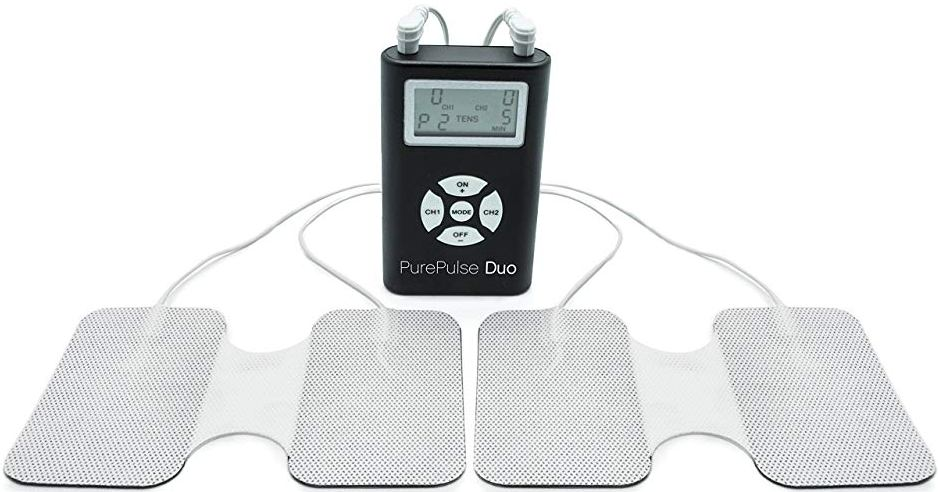 Pure Enrichment Pure Pulse Duo EMS and TENS Combo Device