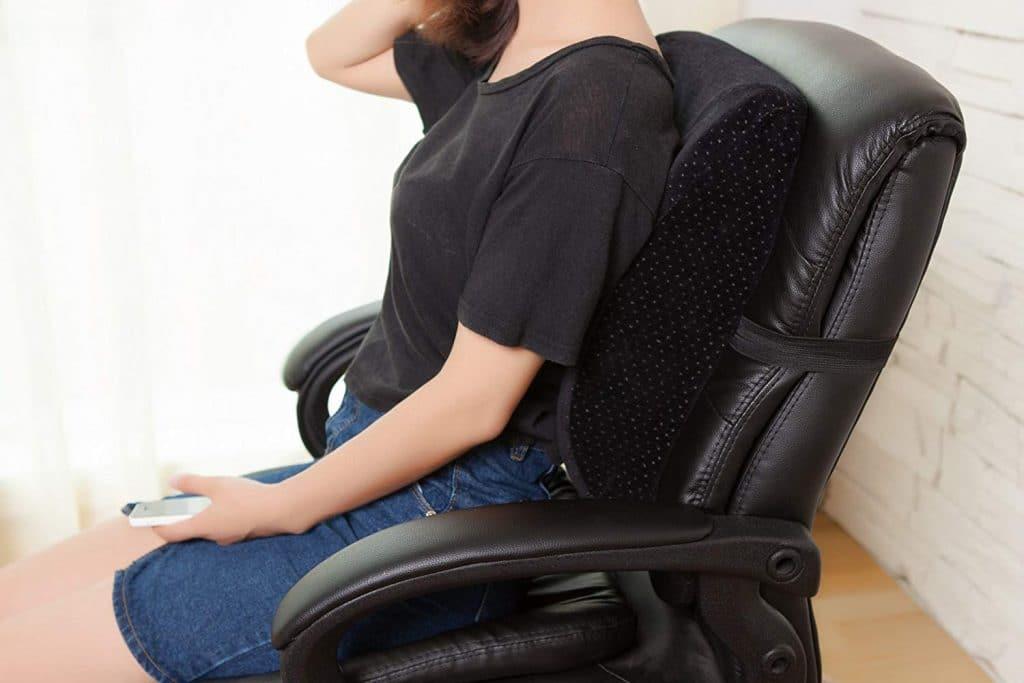 Aeris Lumbar Support Cushion