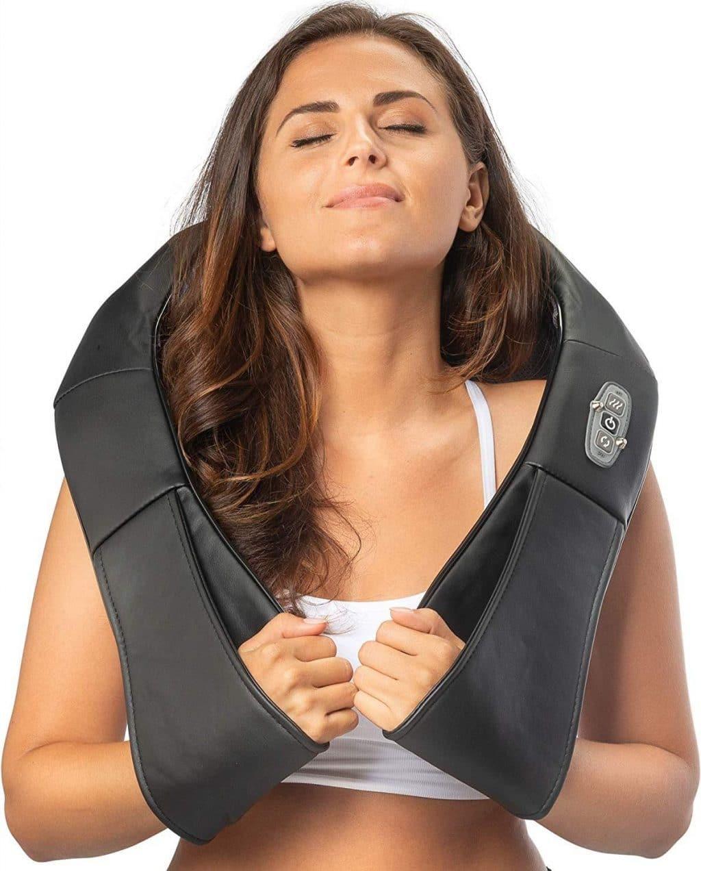 Belmint Shiatsu Massager With Heat