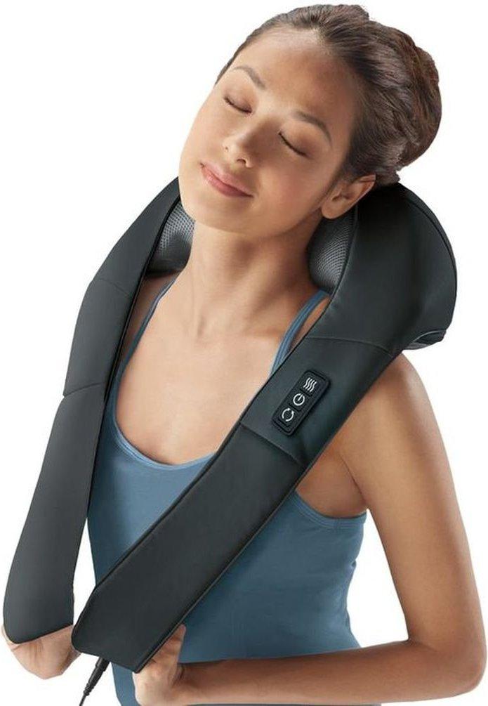 Brookstone® Shiatsu Neck And Back Massager With Heat