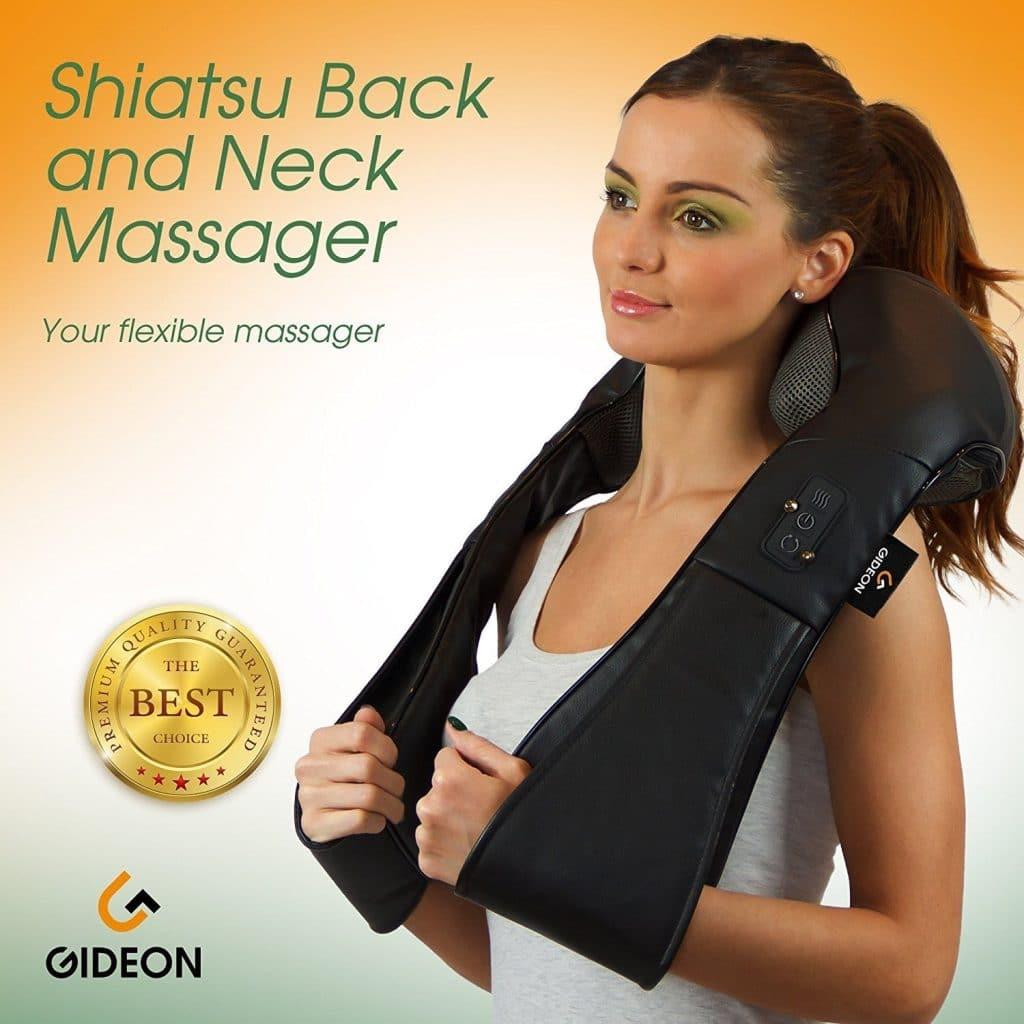 Gideon™ Portable Shiatsu Massager