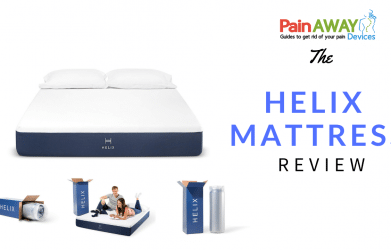 Helix Mattress Helix 10 Inch, Twin XL Size