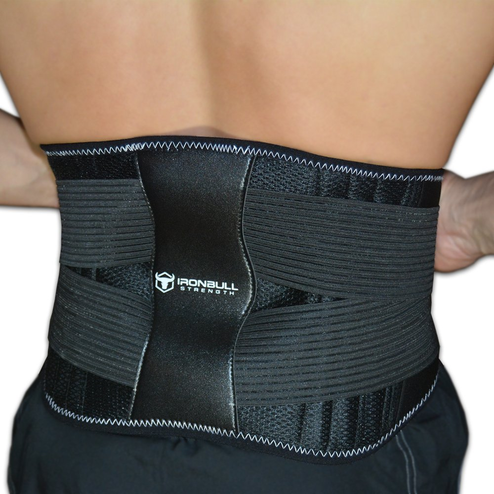 Iron Bull Strength Medi-Back™ Lumbar Support Thermal Action Back Brace