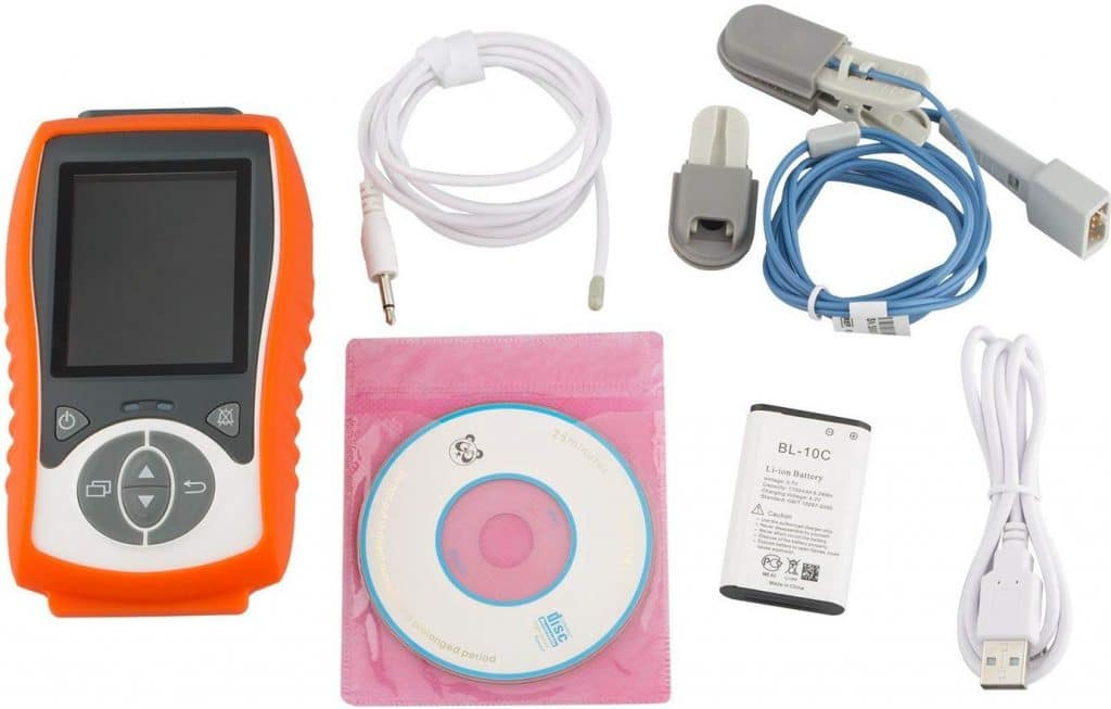 Mindsinglong Veterinary Oximeter For Cats, Dogs, And Other Animals
