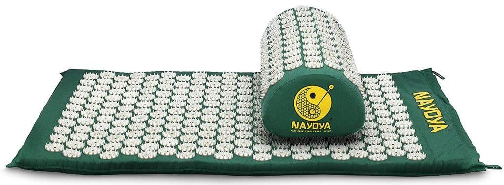 Nayoya® Acupressure Mat And Pillow Set