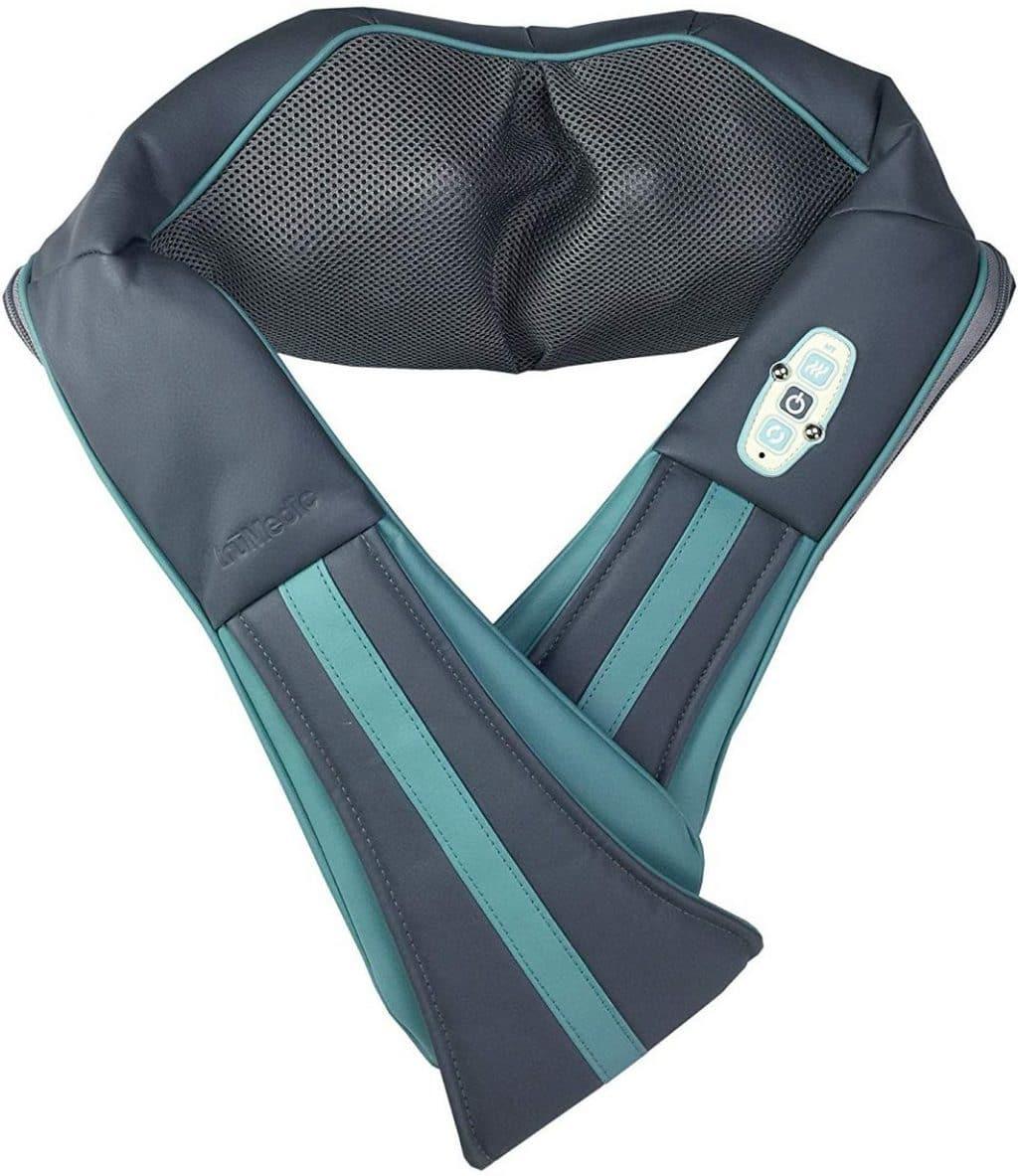 TrūMedic® InstaShiatsu Plus Neck And Shoulder Massager