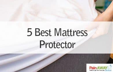 5 Best Mattress Protector