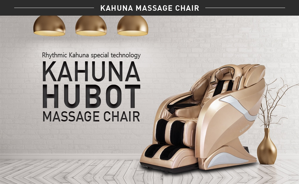 kahuna massage chair hubot