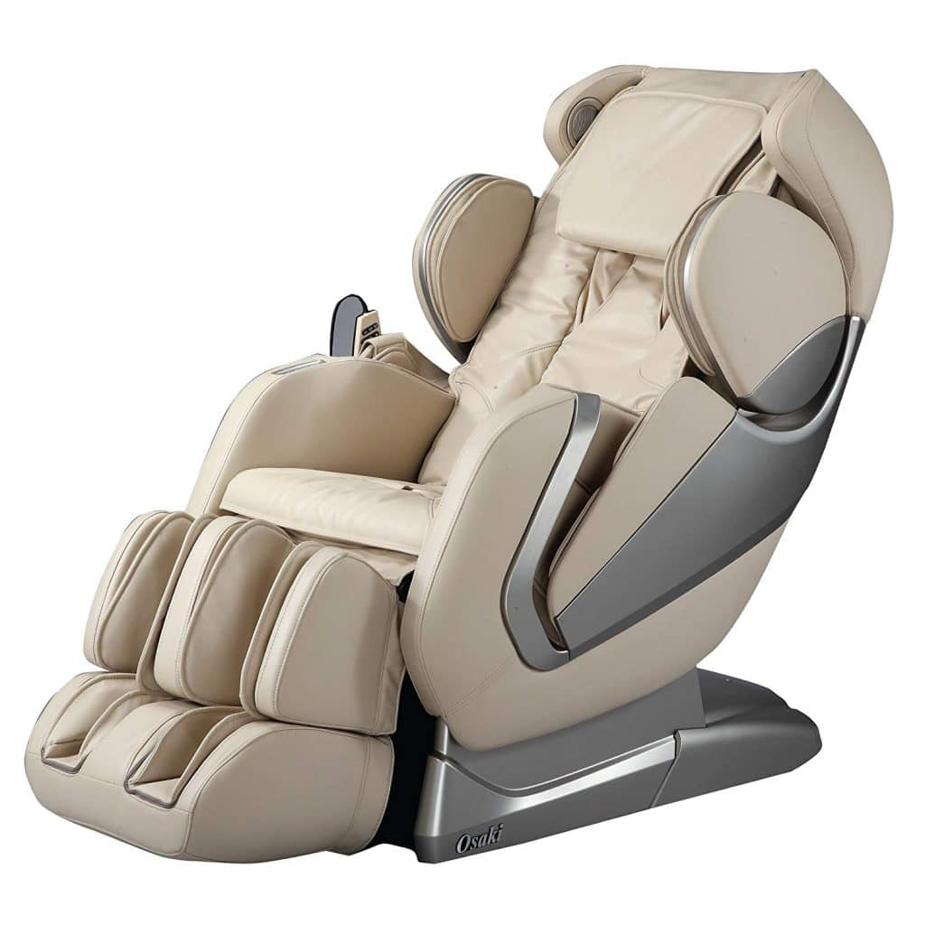 Pro-Alpha Full Body Massage Chair from titan