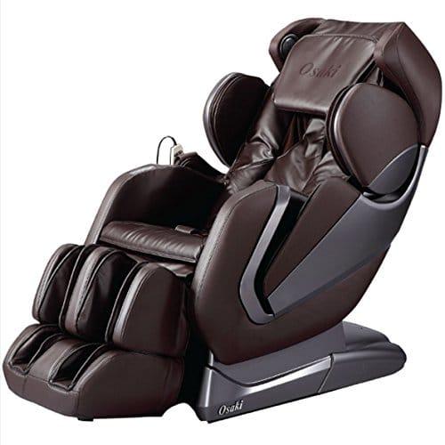 Titan Pro- Alpha Full Body Massage Chair (Brown)